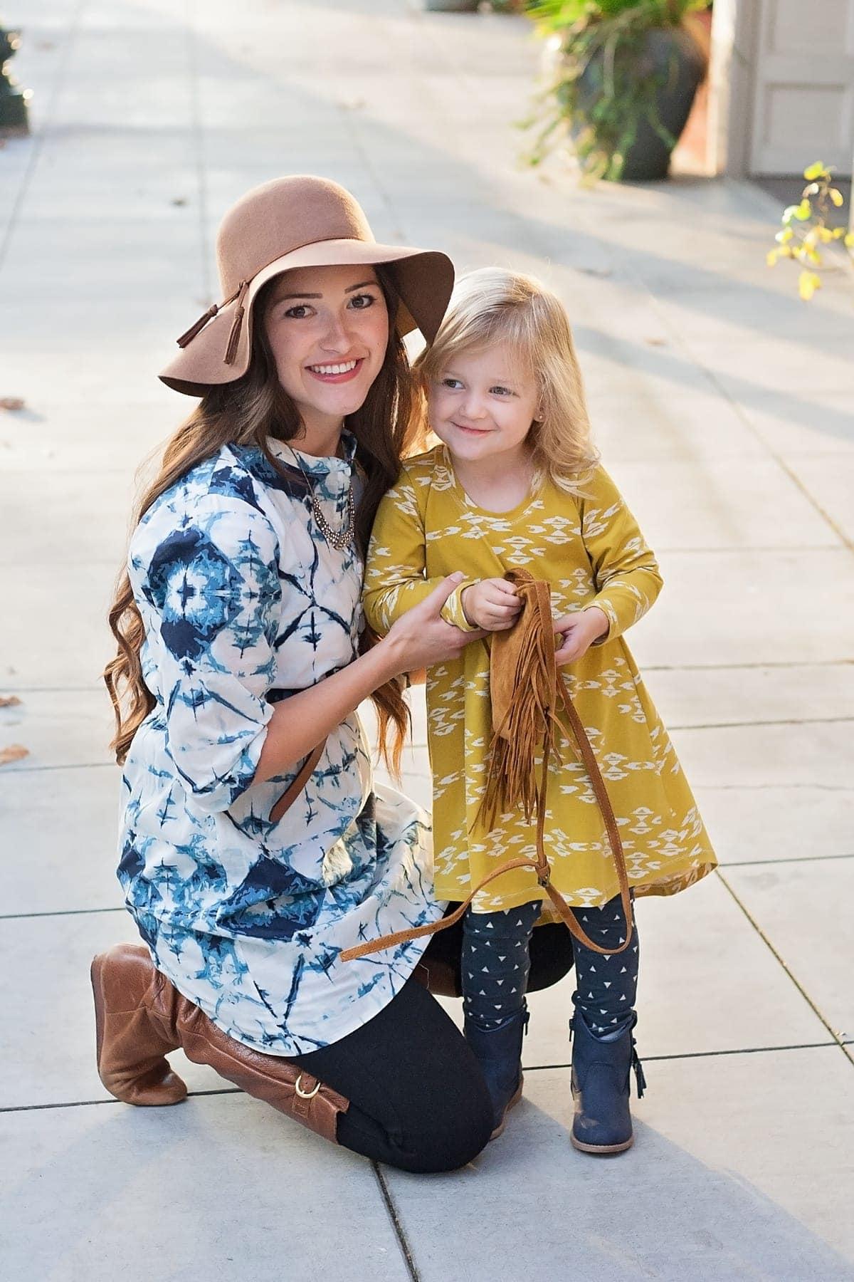 Laela Jeyne Sasha, Charlotte and Sammy PDF Sewing Pattern. Art Gallery Overshot,