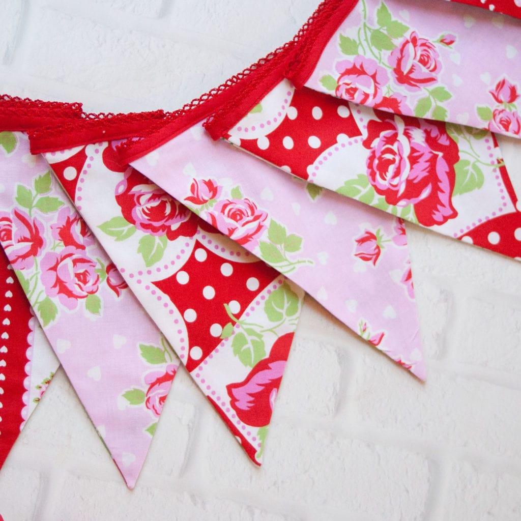 Valentine's Banner Tutorial
