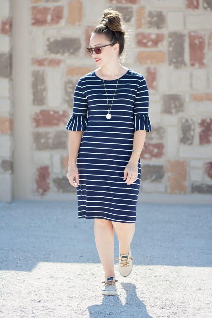 PDF Sewing Pattern Panama Dress Knit