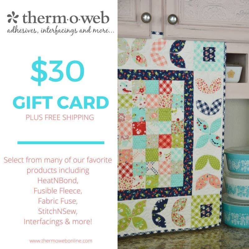 Thermoweb Giveaway