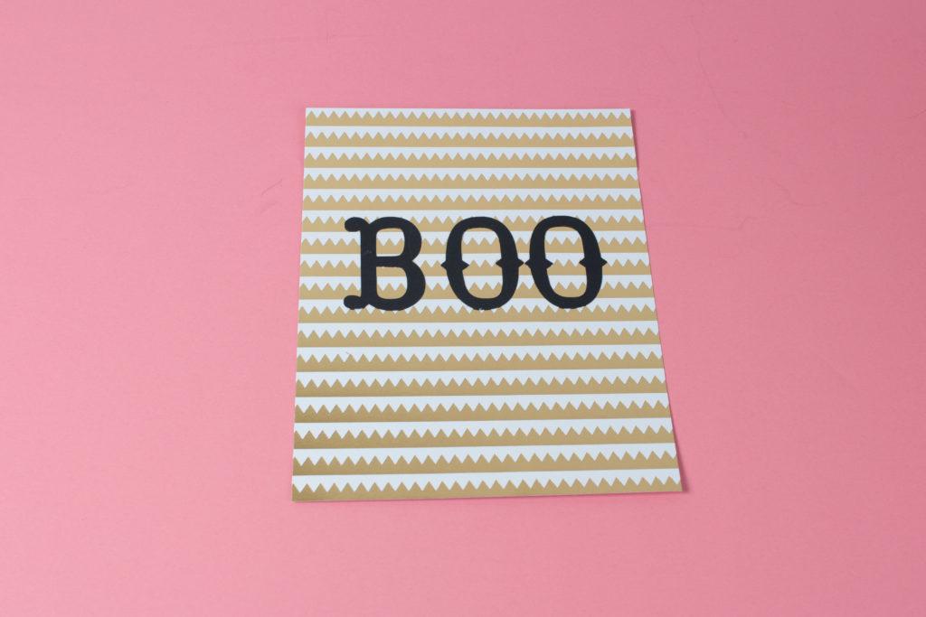 Sew a paper bag