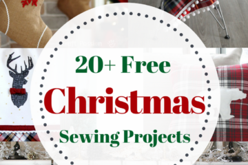 20+ Things To Sew For Christmas-2