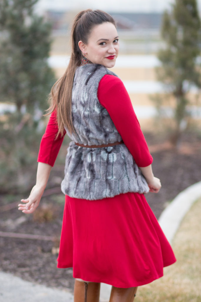 Learn how to sew with faux fur shannon cuddle pinky fox