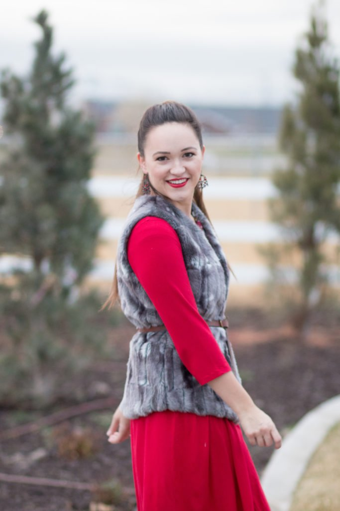 Tips for sewing with faux fur
