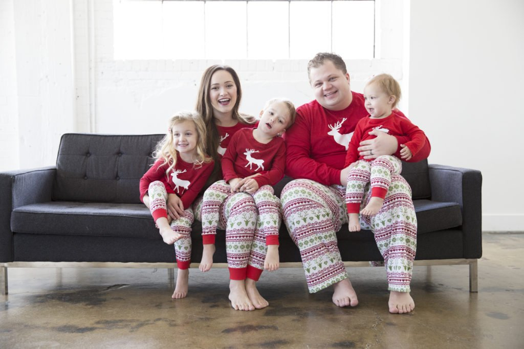 Sew Your Own Family PJ's with Free PDF Sewing Patterns