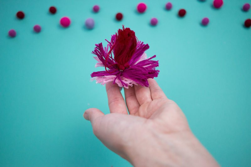 How to Make Tassel Earrings, a tutorial featured by top US craft blogger, Sweet Red Poppy