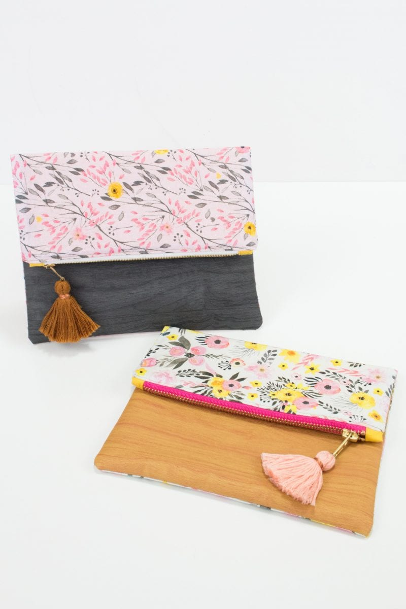 How to Sew a Zippered Pouch Sewing Tutorial