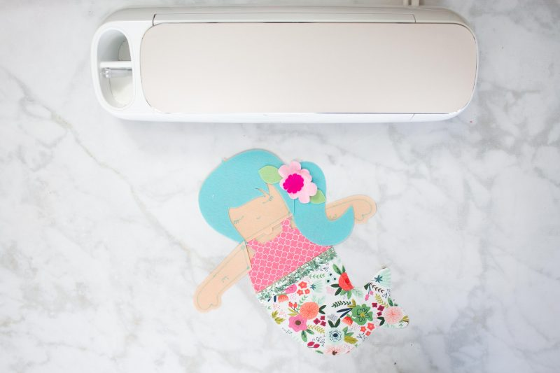 Cricut Maker Mermaid