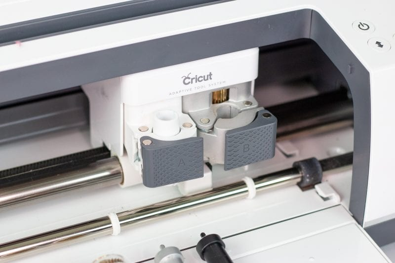 Cricut Maker vs Explore Air 2 review: Which Machine to Buy, a review featured by top US craft blog, Sweet Red Poppy: Cricut Maker Adaptive Tool System Allows for Interchangeable Tools