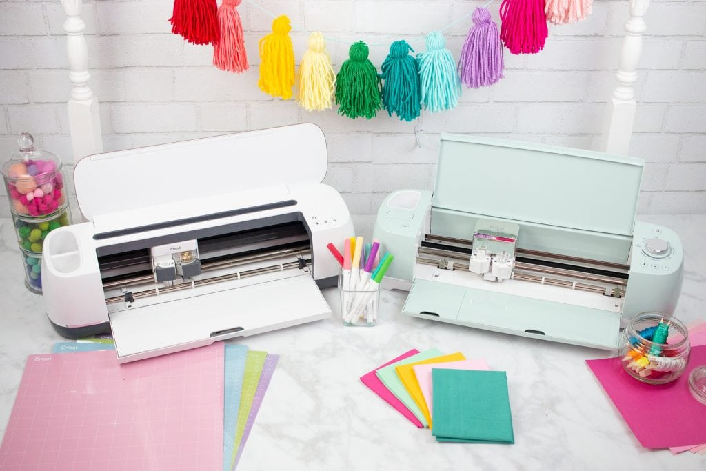 Cricut Maker vs Explore Air 2 Review | Crafts - Sweet Red ...