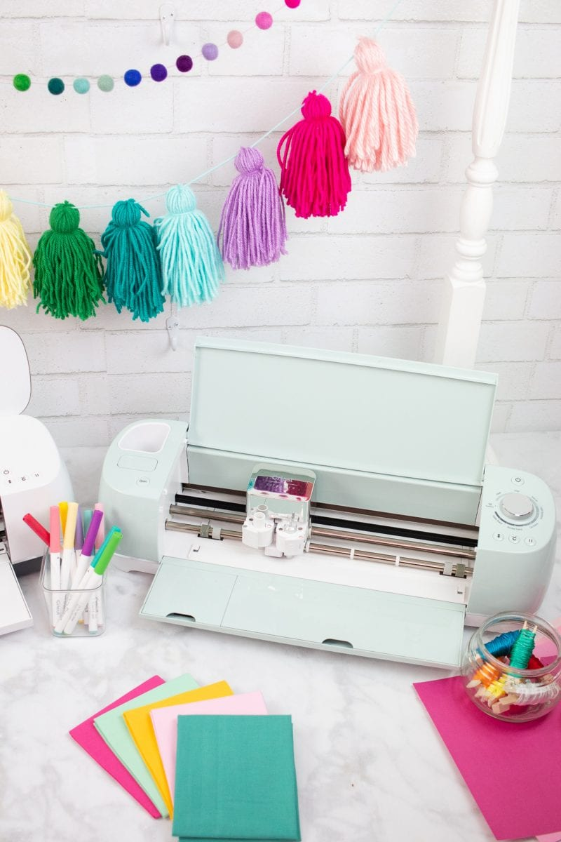 Cricut Maker vs Explore Air 2 review: Which Machine to Buy, a review featured by top US craft blog, Sweet Red Poppy: What can the Cricut Explore Air 2 cut?