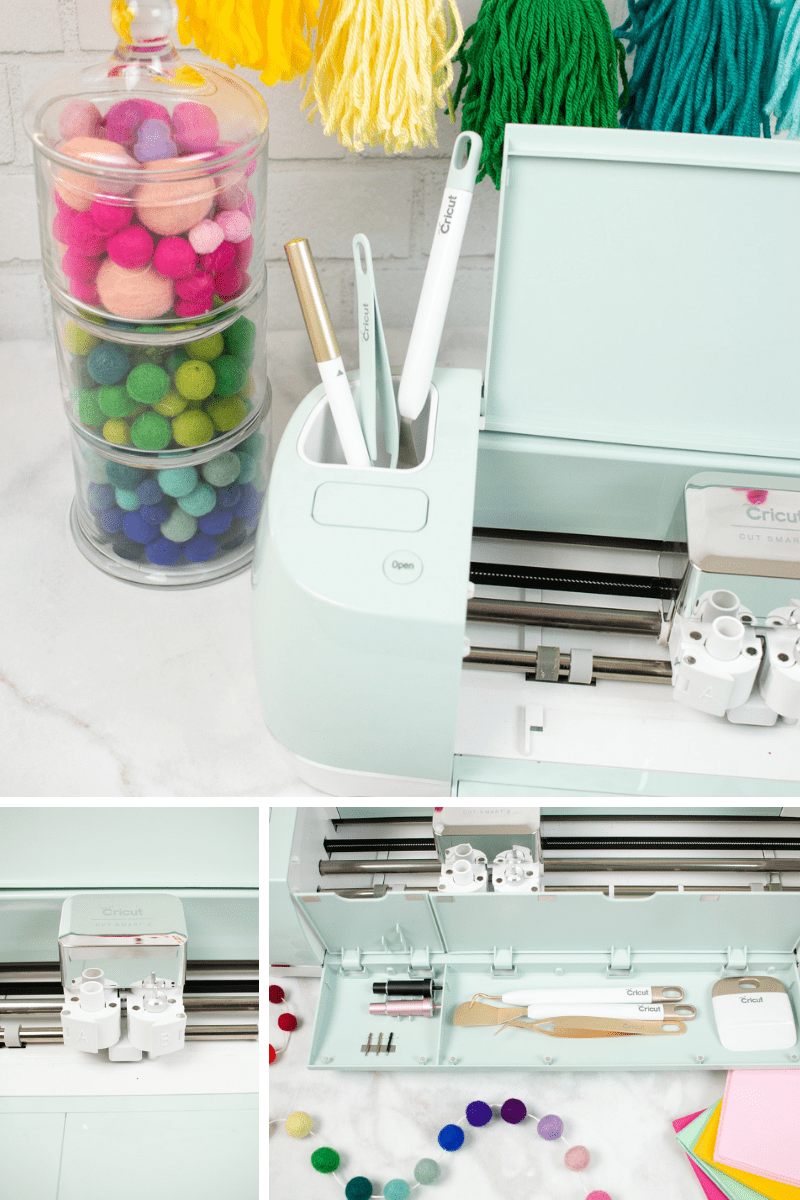 Cricut Maker vs Explore Air 2 review: Which Machine to Buy, a review featured by top US craft blog, Sweet Red Poppy