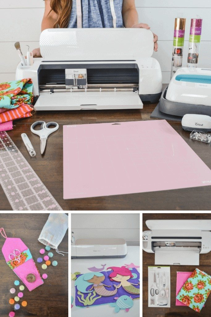 Cricut Maker vs Explore Air 2 review: Which Machine to Buy, a review featured by top US craft blog, Sweet Red Poppy: