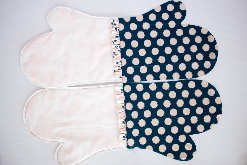Cricut Maker Oven Mitt Sewing Pattern Sewing Tutorial