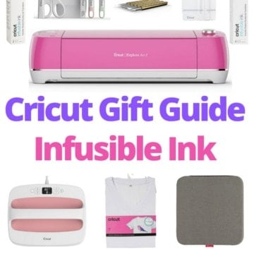 Cricut Gift Guide Holiday Infusible Ink