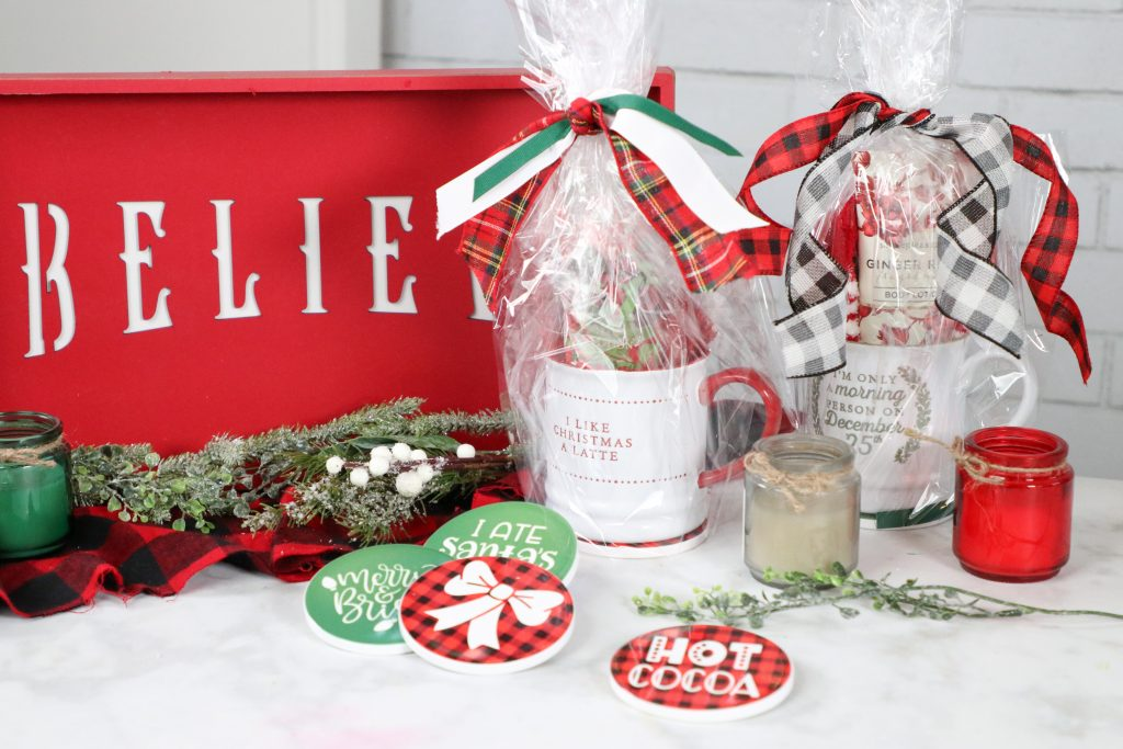 Cricut Infusible Ink Christmas Gifts