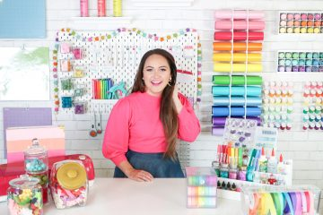 Craft Room Organization Tips and Tricks