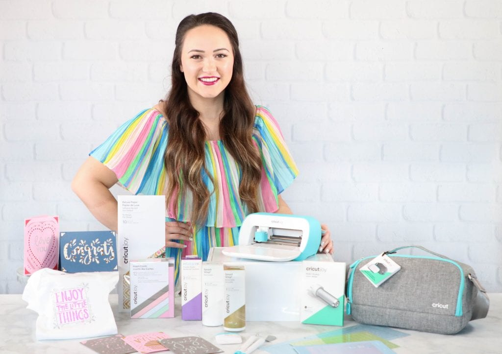 Everything you need to know about the new Cricut Joy Smart cutting machine