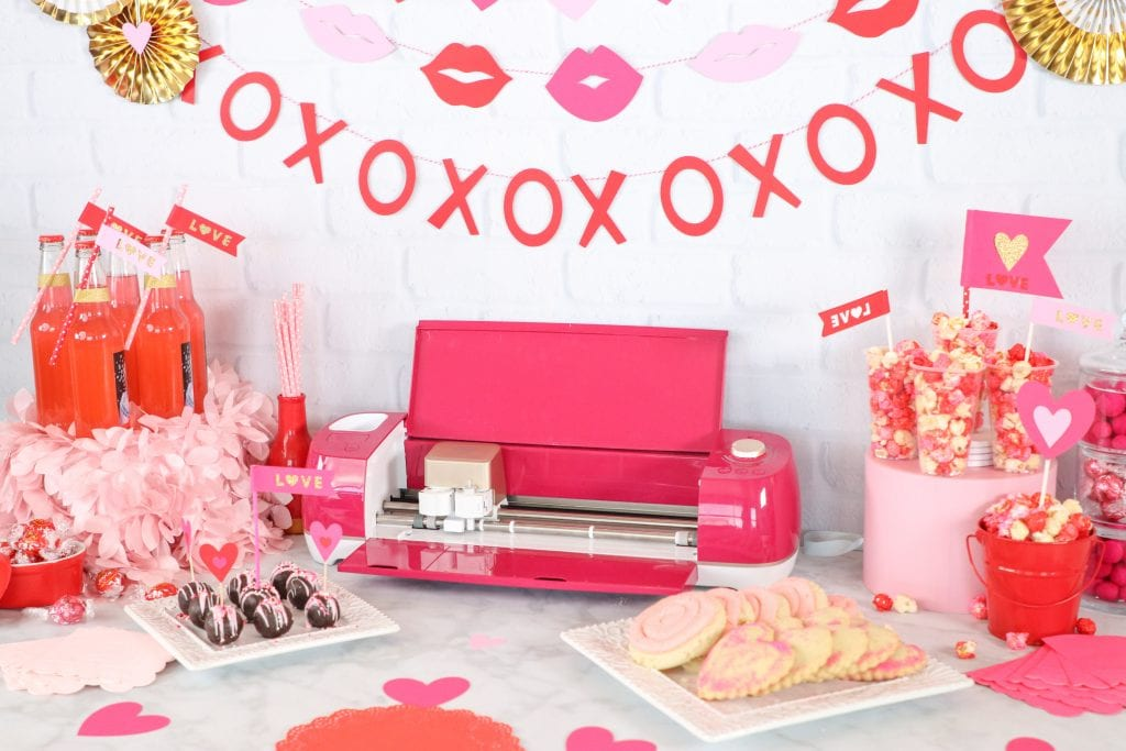 Cricut projects for valentines day