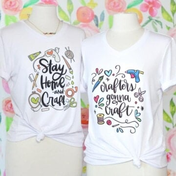 How to use Sublimation Transfer Paper, a tutorial featured by top US craft blogger, Sweet Red Poppy