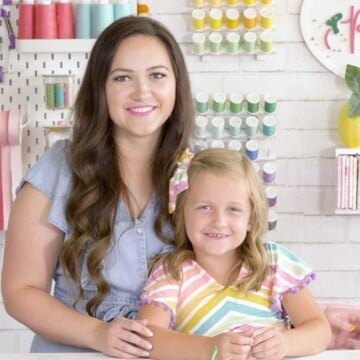 Kids POP! Craft Kits Review featured by top US craft blogger, Sweet Red Poppy